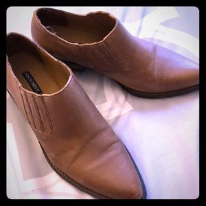 Shoemint Light Brown Loafers